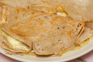 Crepe with camembert 2 by patchow