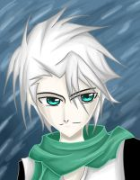 Toshiro by Tao-mell