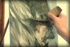 Jon Foster: Oil Painting, Parts V and VI by theartdepartment