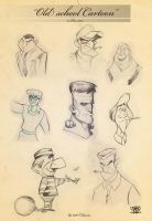 Characters cartoon page 13 by celaoxxx