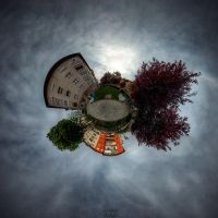 Urban Planet 1 by andreimogan
