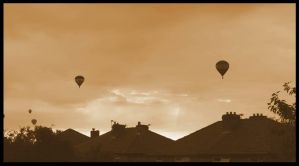 Full of hot air.... by Jupit3r