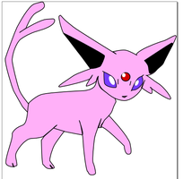 Espeon by msiefker14