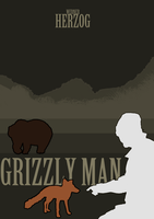 Grizzly Man PosterAlt by Rheostatician