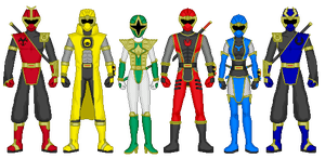 Ninja Storm by heavenlymythicranger