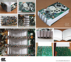Cybertrash Book by Marenne