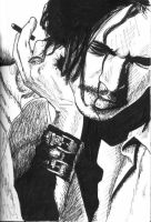 Johnny Depp by crazy-fae