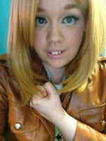 Yes captain! Petra Ral AOT cosplay by ThatCosplayNerd