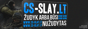 CS-SLAY game banner by fantoNN
