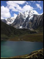 Cordillera Huayhuash 2 by Dominion-Photography