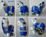 My little Pony Custom Kumpel (buddy) by BerryMouse