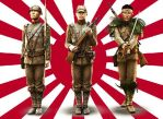 The soldiers of the rising sun by Destinchill