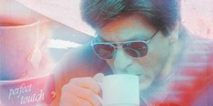 shahrukh-perfect touch by miralkhan