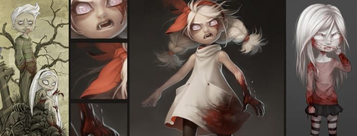 Halloween Contest Results 2014 by CGCookie