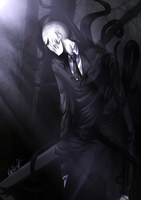 Slender Man by Kamik91