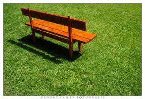 Bench by GooFE