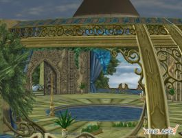 Final Fantasy Type-0: Crystal Room by xHolyxLightx