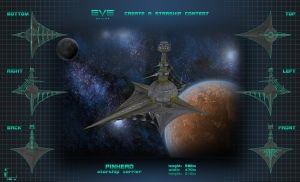 EVE Online contest - Pinhead by DarthDominus