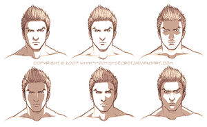 Face shading trials by what-i-do-is-secret