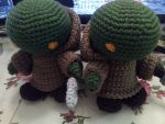 Free Tonberry Crochet Pattern - Final Fantasy by GamerKirei