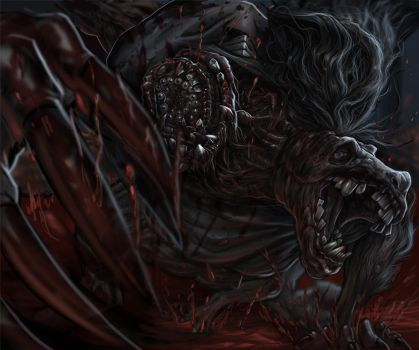 -LUDWIG, THE ACCURSED- by Dani-Rattlehead
