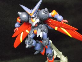 Racing to bring the backup power, Gundam style by forever-at-peace