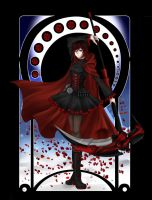 Ruby Rose by zoeymewmew13
