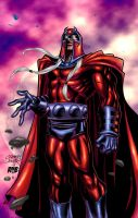 Magneto - Age of Apocalypse by richmbailey