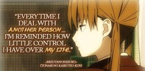 Anime Quote #255 by Anime-Quotes