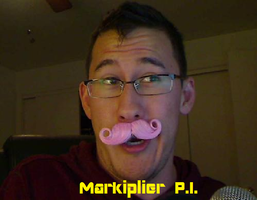 Markiplier P.I. by TheDemonsReflection