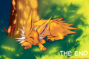 How an Eevee Earns a Thunderstone - The End by AkiraShepherd