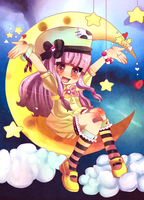 Magical Moon: My entry by JamGirl0808