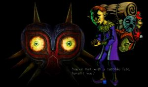 [Theory] Majora's Mask ~ Link's Damnation? (1) by Arbitran