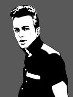Joe Strummer by Liko