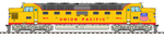 Union Pacific Deltic by AJF3440