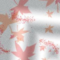 Background Red Leaves by Lost-Child-Javon