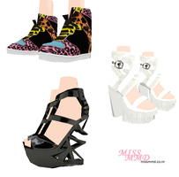 MisssMMD Latest Shoe Projects by missmmd