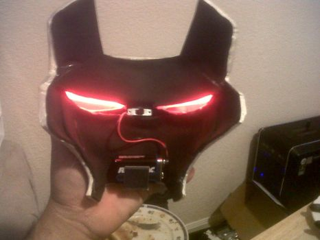 war machine faceplate - wired by NMTcreations