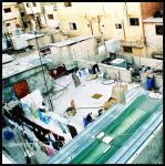Balata Refugee Camp, Palestine by Middle-East-Photogra