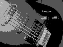 Electric Guitar by Clopi