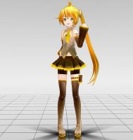 Appearance Neru MMD download by Reon046