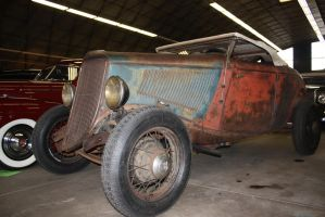 33 Ford Roadster by oi101