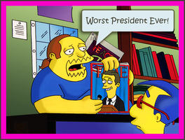 Simpsons - Comic Book Guy by awe-inspired