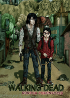 TWD: Konoha Chronicles Concept by Silver-weed