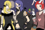 DP: This is Halloween by MaskedPotato