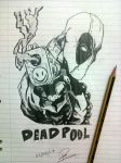 DEADPOOL by GH0XTisAWES0ME