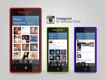 Instagram for Windows Phone by clindhartsen