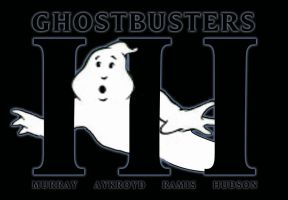 Ghostbusters 3 teaser logo by laneamania