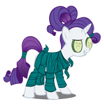 Rarity in a Seaweed Wrap by Takua770