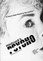Hitchcock's Psycho by deadman25